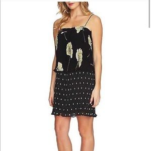 1. State NWT Pleated Floral Dress